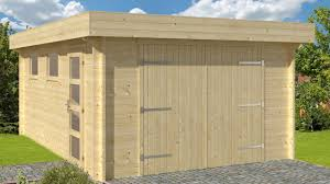 flat roof garage plans modern designs youtube