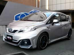 nissan note 2011 impul tunes the nissan note ultimate car blog