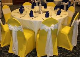 yellow chair covers 119 best chair covers and linen images on chair covers