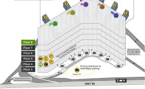 seattle airport terminal map sea tac airport parking guide find parking deals near seattle airport