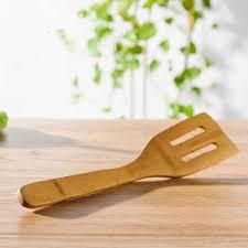ustensiles de cuisine en bois bambou en bois spatule grattoir cuisine cuisine outil ustensile