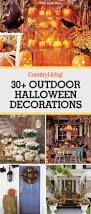 Outdoor Halloween Decorations Images by 30 Best Outdoor Halloween Decoration Ideas Easy Halloween Yard