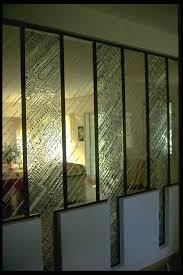 cloison vitree cuisine paroi en verre un vitrail dans la cuisine le vitrail dans la