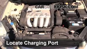 automobile air conditioning repair 2004 kia spectra free book repair manuals how to add refrigerant to a 2006 2010 kia optima 2007 kia optima