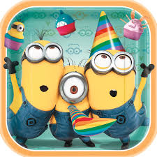 entertaining despicable me party invitations birthday party