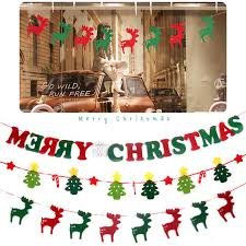 Happy New Year Decorations New Year Tree Banners Tree Banners Part 16 Hoomall Navidad Banner