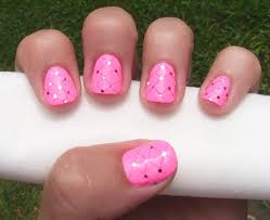 how to do quilted nail art more com