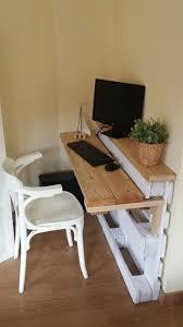 diy small computer desk