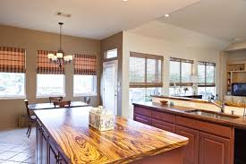 zebra wood kitchen cabinets granite countertops wonderful rustic dark brown walnut wooden