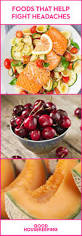 foods that help fight headaches what to eat to alleviate