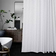 popular bathtub shower curtains buy cheap bathtub shower curtains aimjerry fabric white and black bathtub bathroom shower curtain fabric with 12 hooks 71wx71h waterproof and