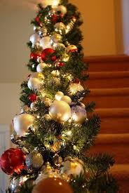 Banister Christmas Garland Https I Pinimg Com 736x 95 0b A9 950ba9de0236cb4