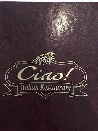 ciao restaurant myrtle beach menu prices u0026 restaurant reviews