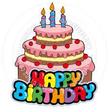 birthday cakes of cartoon image inspiration of cake and birthday