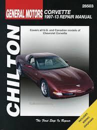 corvette manual chevrolet corvette service repair manual 1997 2013 by chilton