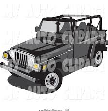 white convertible jeep royalty free suv stock auto designs