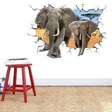 wall ideas elephant wall decor pink elephant nursery wall decor
