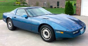 85 corvette engine the 1985 chevrolet corvette c4 production statistics facts trivia