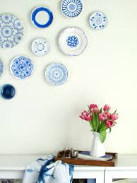 hand painted blue u0026 white plates housebeautiful com feature