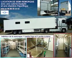 location chambre frigorifique location remorque frigo