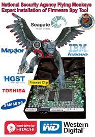 nsa hard drive firmware hack