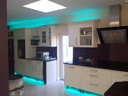 interior led kitchen lighting led kitchen lighting types