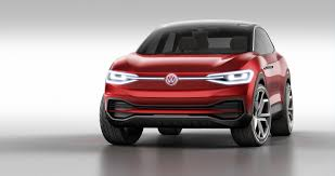 volkswagen id crozz electric crossover concept updated at
