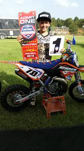 pro female motocross riders young cleburne motocross rider headed for bright future sports