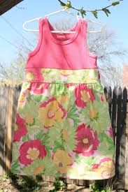 summer day dress tutorial everyday chaos