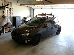 Jetta Roof Rack by Can Anyone Recommend A Fairing For The Oem Rack The Easier To
