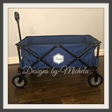 Monogrammed Lawn Chairs Monogrammed Collapsible Folding Wagon Gf065 Products