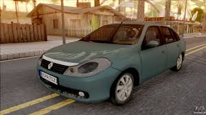 renault symbol 2016 renault symbol 2009 expression version for gta san andreas