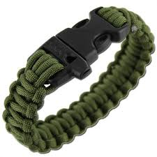 survival bracelet whistle images Mil spec type iii paracord bracelet whistle green jpg