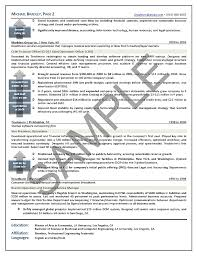 Collection Resume Sample by Venture Capital Resume Sample Gallery Creawizard Com
