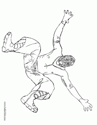 wwe rey mysterio coloring pages coloring