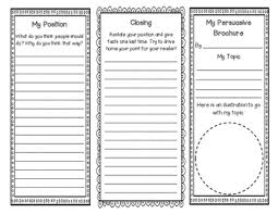 travel brochure template ks2 persuasive writing brochure template great for the election