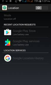 enable location services android enable disable gps location service programmatically in android