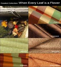 home decor fabric collections blend orange with glints of gold using this semi sheer drapery