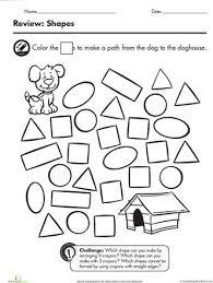 97 best forme geometriche images on pinterest worksheets