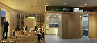 Home Design 400 Square Feet New York Reveals Plans For More Micro Apartments Averaging 400