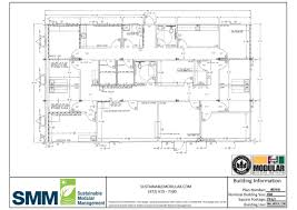 Business Floor Plan Design by Sample Floor Plans Sustainable Modular Management Inc