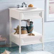 bathrooms design cute bathroom vanity with shelf construction