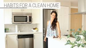 habits for a clean home u0026 getting rid of things youtube