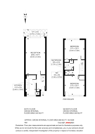 Maisonette Floor Plan 2 Bedroom Maisonette For Sale In Kinsham House Ramsey Street