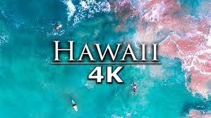 4k hawaii drone footage youtube