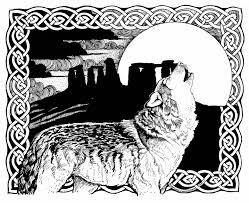 embellishing and colouring celtic design karen gillmore art