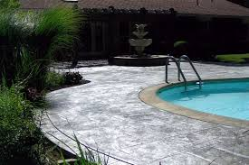 unique cement stamped concrete patios and driveways u2013 macomb mi
