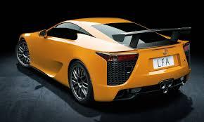 lexus yellow sports car dream cars lexus lfa beverly hills magazine