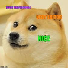 Meme Picture Editor - doge meme imgflip