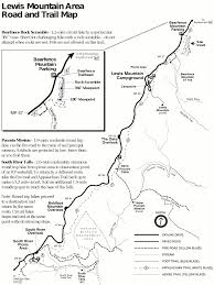 Appalachian Trail Map Virginia by Shenandoah Maps Npmaps Com Just Free Maps Period